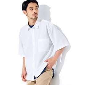 パナマシャツ (White)