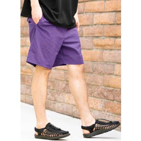 ナイロンワッシャーバギーズショーツ (Purple)