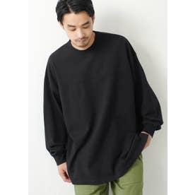 フットボールロングTシャツ (Black)