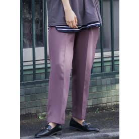 きれいめテーパードパンツ(Purple)