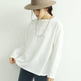 フットボールロングTシャツ (White)