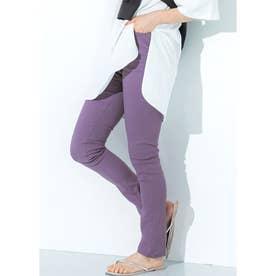 ウルトラストレッチ楽チンスキニー (Purple)