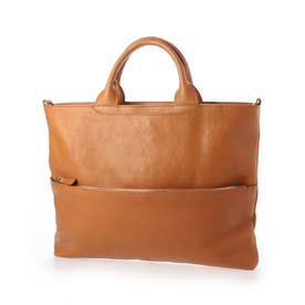 【MORITA & Co.】 クラシマ 2Wayビジネスバッグ (キャメル)