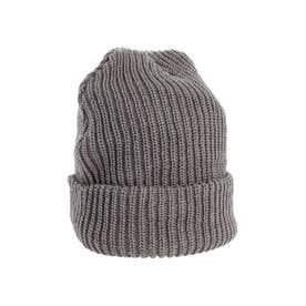 ACRYL AZEニット帽(グレー)