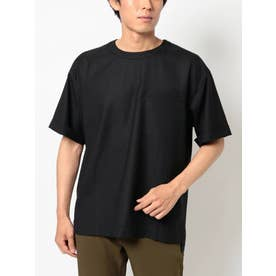 SHORT SLEEVE BIG P/O SHIRTS(ブラック)