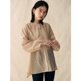 バックリボンシアーシャツ(ヌード)