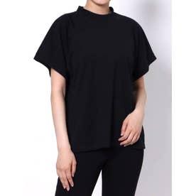 フレンチスリーブTシャツ(ブラック)