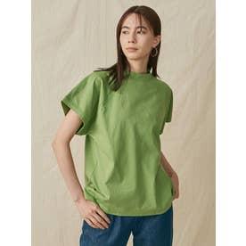 フレンチスリーブTシャツ(グリーン)