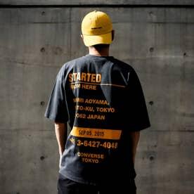 3th Origin Address Tshirt (CHARCOAL)