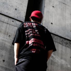 3th Origin Address Tshirt (BLACK)