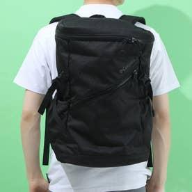 トレッキング バックパック トゥエルブポールストリーム30L スクエアバックパック PU8491 (ブラック)
