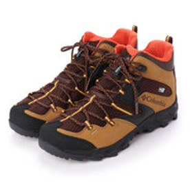 COLUMBIA  メンズ トレッキング シューズ SABER IV MID OUTDRY WIDE YI7463 8375