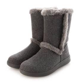columbia/ムートン ブーツ 防水 雨雪対応 YL1016 (ブラック)