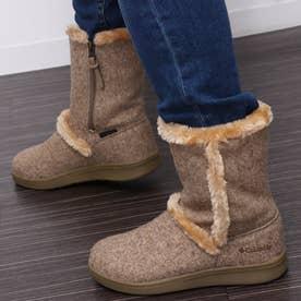 columbia/ムートン ブーツ 防水 雨雪対応 YL1016 (グレー)