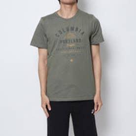 COLUMBIA メンズ アウトドア 半袖Tシャツ リーザントレイルTシャツ AE0729