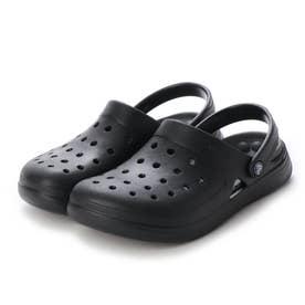 クロッグサンダル Crocs Reviva Clog Blk/SGy 205852-0DD