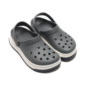 crocband(TM) full force clog (GRAY)