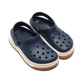 crocband(TM) full force clog (NAVY)