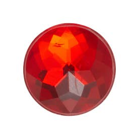 Sparkly Red Circle (MULTI)