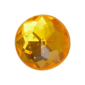 Sparkly Orange Circle (MULTI)