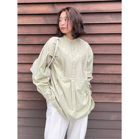 Vintageドレスシャツ (PISTACHIO GR)