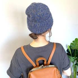 ミックスニット帽 (コン)