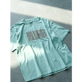 CSBキューブロゴTシャツ (ミント)