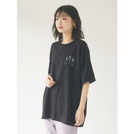 CSBマークTシャツ (ブラック)