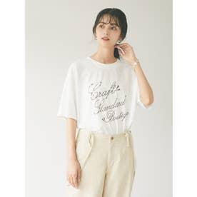 CSBロゴTシャツ (モカ)