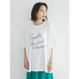 CSBロゴTシャツ (ネイビー)