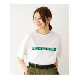 Champion ロゴTシャツ (オフホワイト(003))