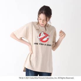 【S-L】ゴーストバスターズBIG Tシャツ (ナチュラル)