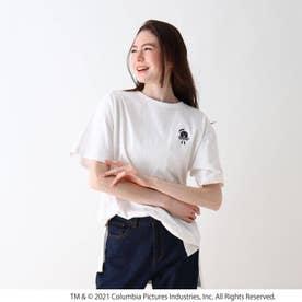 【S-L】ゴーストバスターズBIG Tシャツ (オフホワイト)