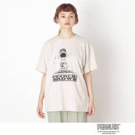 【S-L】ピーナッツBIG T (ナチュラル)