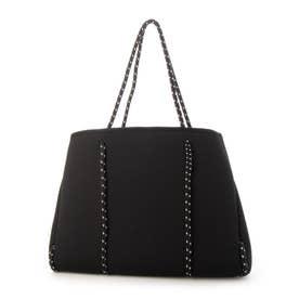 【CURIBISCUI】A4サイズ ネオプレントートバッグ (ブラック)