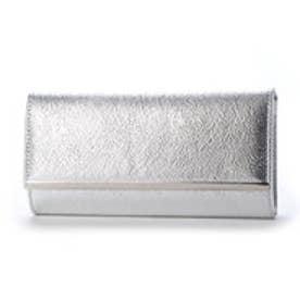 型押しクラッチ (Silver)