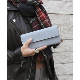 【ネット限定】 リサッカ ハニーセルギャルソン長財布 (ペールブルー)