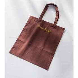 ≪MAISON BENGAL≫Cotton Perse Bag (ブラウン)