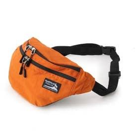 Healthknit Product 撥水ウエストバッグ (オレンジ)