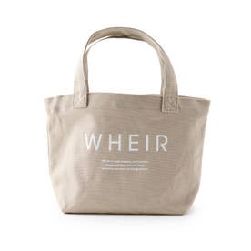 WHEIR Lunch Tote (ライトベージュ)