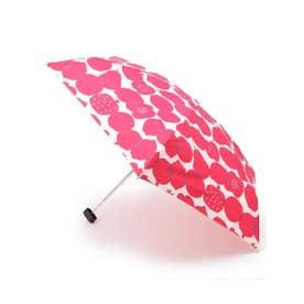 Wpc. フルーツ柄折り畳み傘 (レッド(063))