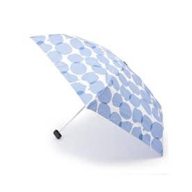 Wpc. フルーツ柄折り畳み傘 (ライトブルー(091))