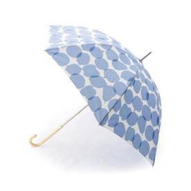 Wpc. フルーツ柄長傘 (ライトブルー(091))