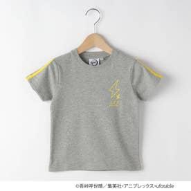 TVアニメ【鬼滅の刃】Tシャツ -我妻善逸- (グレー)