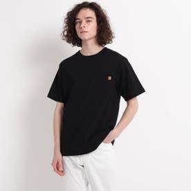 UNIVERSAL OVERALL ポケットTシャツ (ブラック)