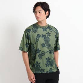 TWO PALMS Tシャツ (カーキ)