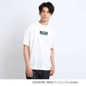 TVアニメ【鬼滅の刃】Tシャツ -竈門炭治郎- (ホワイト)