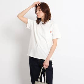 UNIVERSAL OVERALL ポケットTシャツ (アイボリー)