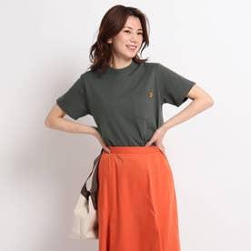 UNIVERSAL OVERALL ポケットTシャツ (チャコールグレー)