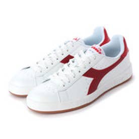 game p (white/brick red)